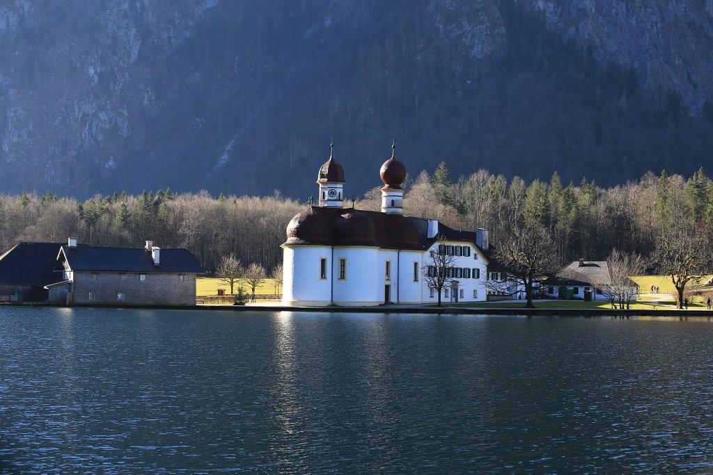 Weihnachtsfeier der Innung am wunderschönen Königssee mit Schifffahrt und fantastischem Essen im Historischen Wirtshaus St. Bartholomä